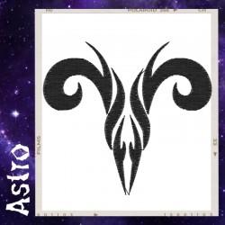 Vezenje - Astro - Oven
