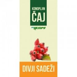 Konopljin čaj - Divji sadeži (vrečka 20 g)