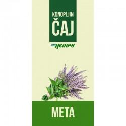 Konopljin čaj - Meta (vrečka 20 g)
