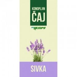 Konopljin čaj - Sivka (vrečka 20 g)