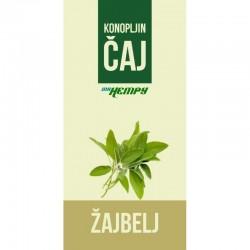 Konopljin čaj - Žajbelj (vrečka 20 g)