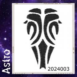 Vezenje - Astro - Kozorog