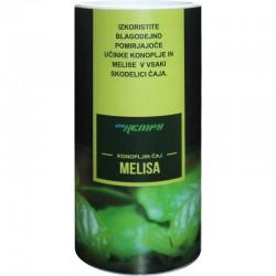 Konopljin čaj - Melisa (čajne vrečke) - Tulec